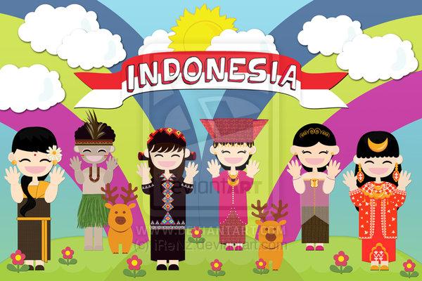 Keanekaragaman Budaya Indonesia Jupita Mayidi